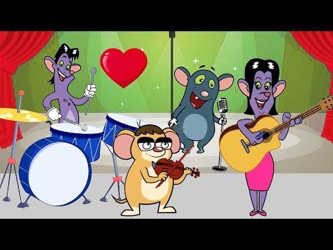Rat-A-Tat |'Lady Larry's Musicshow & Cartoons Compilation 37~44'| Chotoonz Kids Funny Cartoon Videos