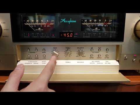 Amply Accuphase E470 - Audio Thiên Hà