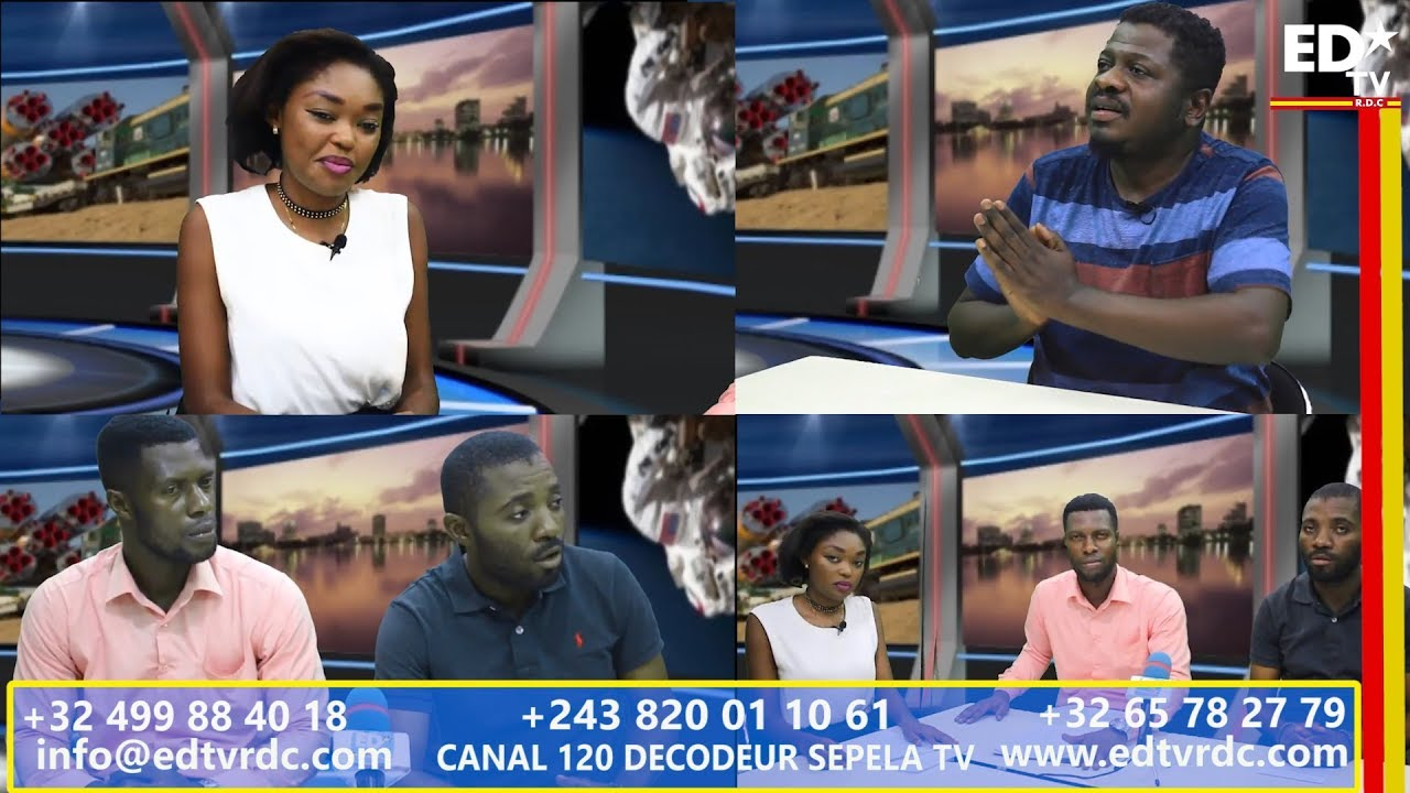 EDTV DÉCRYPTE:  QUI EST RICHETEMPETE ET PONA NINI CONGO EZO TAMBOLA BOYE?