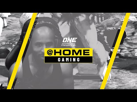 Demetrious Johnson vs. Martin Nguyen | ONE@Home Gaming - Street Fighter V: Champion Edition |