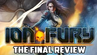 Ion Fury Review - Ultra Viscera