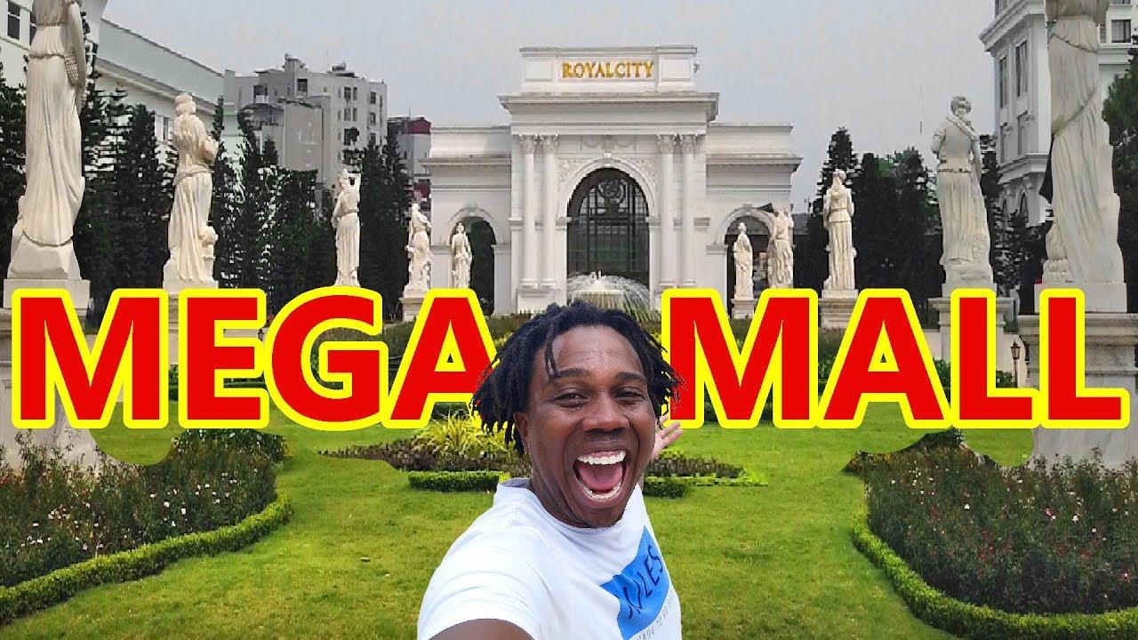 Vietnam Biggest Mega Mall Part 1