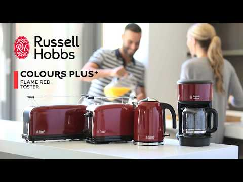 Toster Russell Hobbs Colours Plus Flame 23330-56