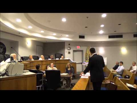 Zoning Board Meeting August 6, 2015
