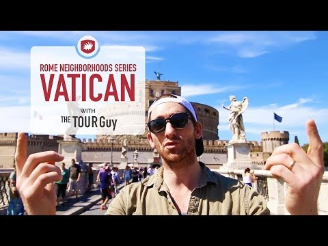 Hidden Gems of Rome: Vatican / Prati Neighborhood
