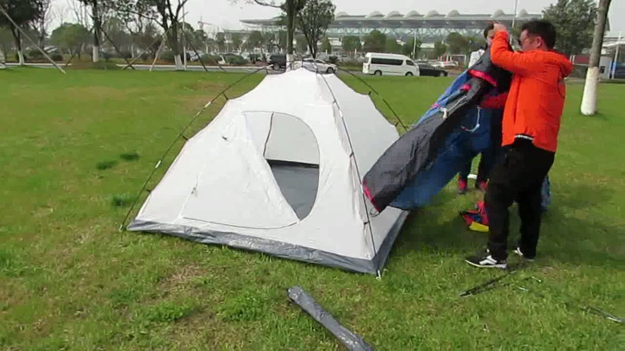 How to Set up a Dome Tent recommendations