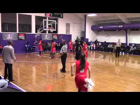 Arkansas Baptist College Lady Buffaloes vs Moberly Area Community College Part 7