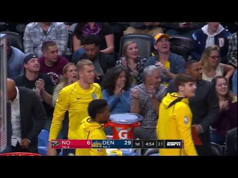 New Orleans Pelicans vs. Denver Nuggets - November 17, 2017