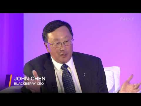 David Pogue Tech Mix With BlackBerry CEO John Chen