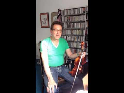 Michael Gustorff Barcelona Fiddle Congress