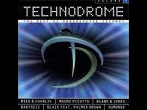 Technodrome Vol.9 - CD1 - Mixed by Dj Mellow D