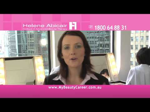 Helene  Abicair : TV Commercial