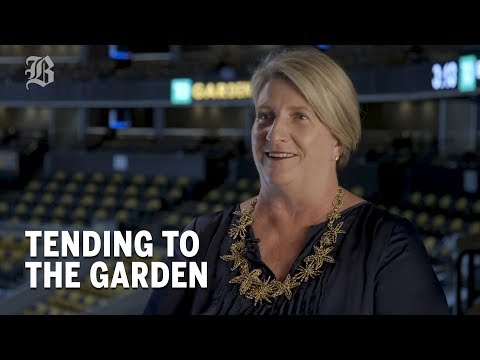 Amy Latimer And Tending TD Garden | Bold Types