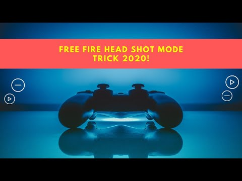 Free Fire Head Shot Mode Trick 2020 | INFO SPOT