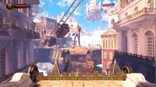 BioShock Infinite PC Gameplay HD