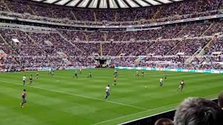 Video Gol Pertandingan West Ham United vs Newcastle United