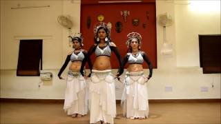 VIDEO 8 - ANTRA , DAMINI AND NIKITA