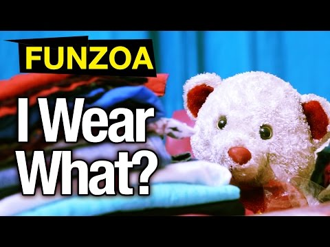 I Wear This, I Wear That | Funny Song On Dress Selection | Yeh Pehnu Voh Pehnu | Funzoa Woman Song