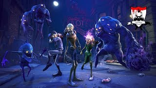 FORTNITE save the world quest mega carcass from death