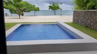 Inside Private Pool Villa Kandaya Resort Cebu Philippines