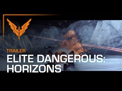 Дополнение Horizons теперь входит бесплатно в базовую версию Elite Dangerous на Xbox One