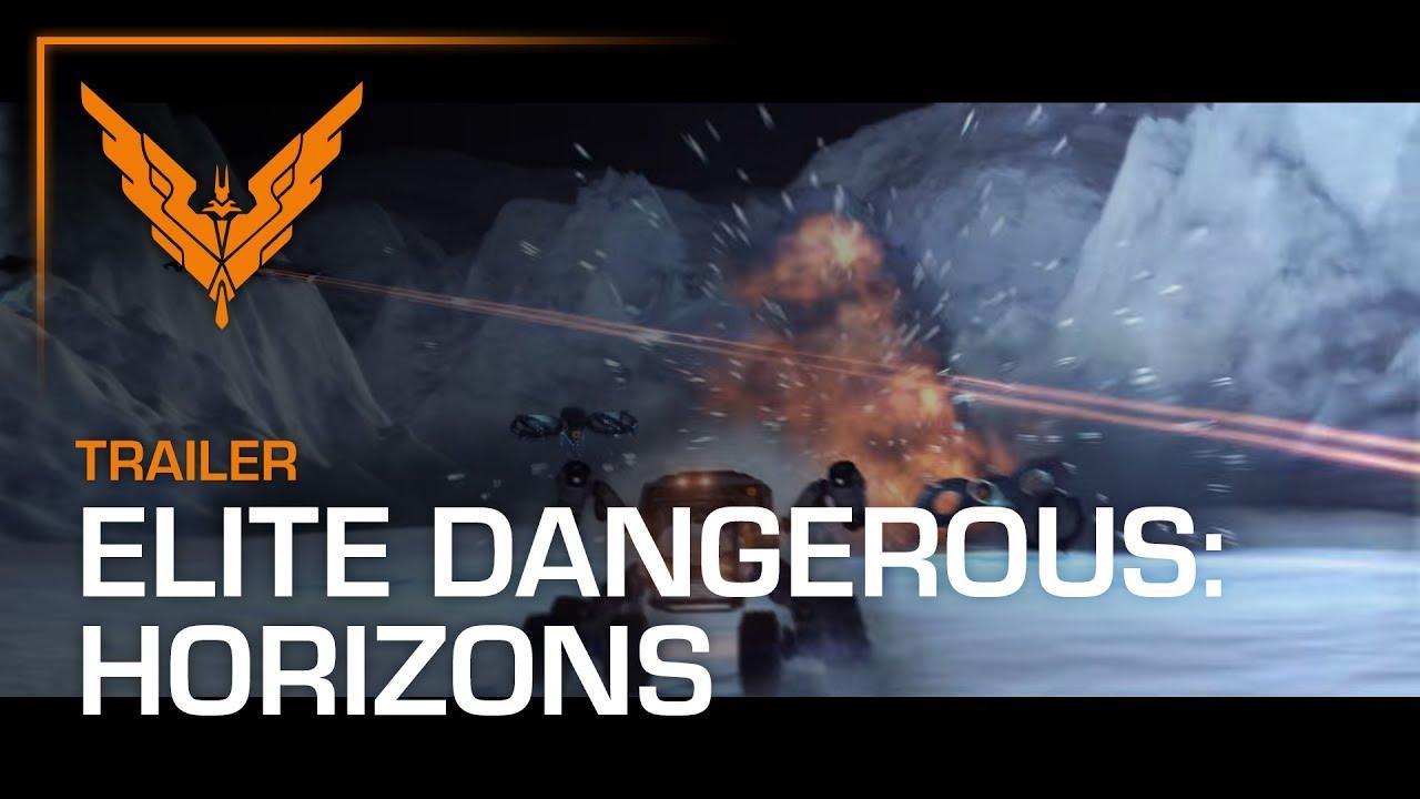 Buy Elite Dangerous: Horizons Season Pass from the Humble Store