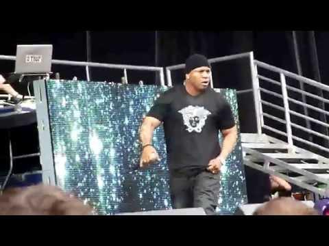 LL Cool J Live 20th Anniversary Blowout Live RFK Stadium Washington DC July 4 2015
