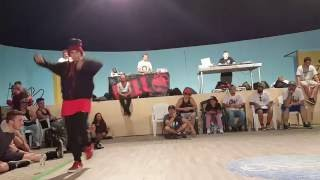 Who's the One? Bgirl Battle 2016 Nightmare vs Agnes