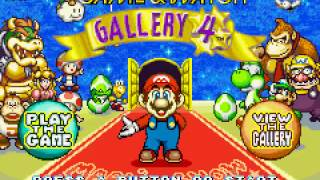 Game Boy Advance Longplay [148] Game & Watch Gallery 4 (Part 4 of 4)