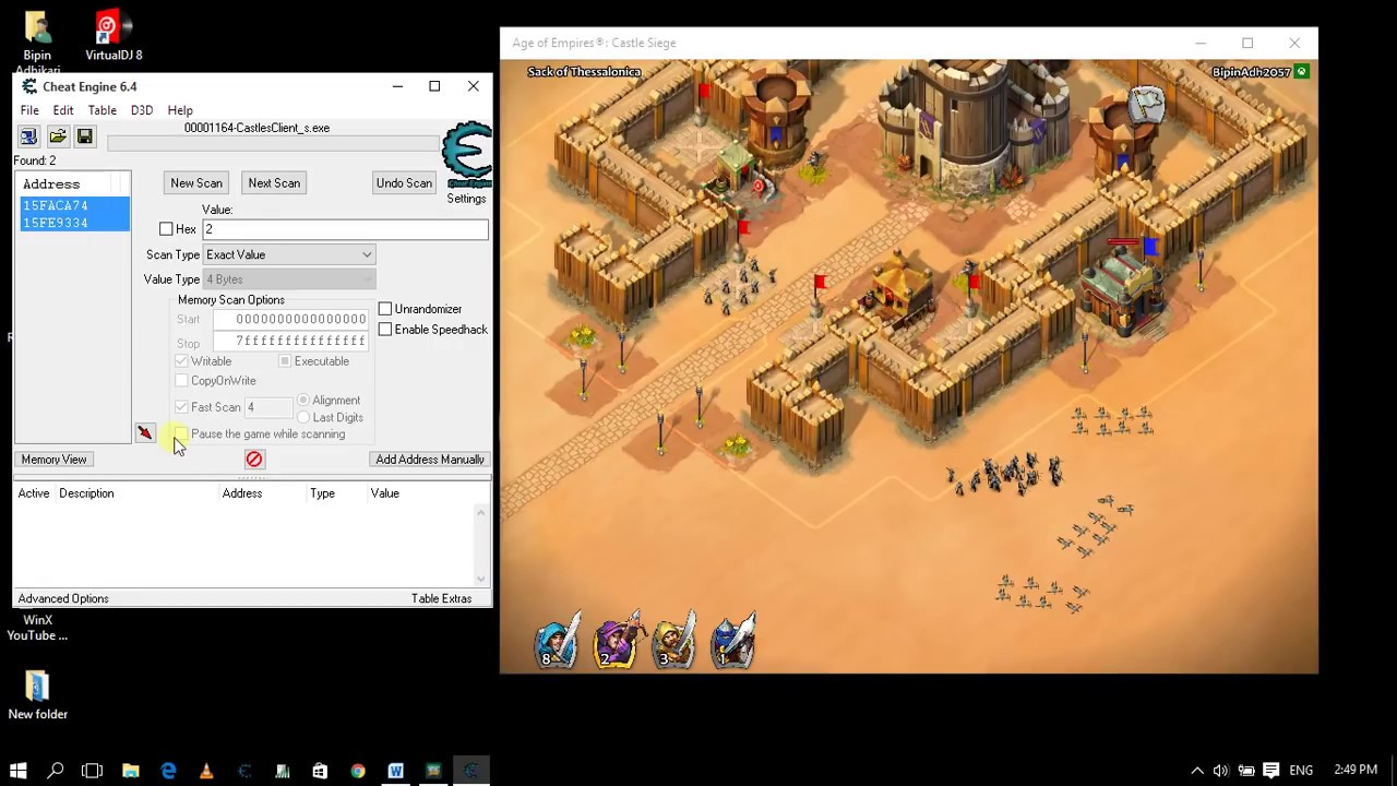 Castle siege age of empires how to beat historical challenge - How To Hack Age Of Empire Castle Siege 100 Working Windows 10 Youtube