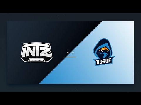 CS:GO - INTZ vs. Rogue [Dust2] Map 1 - NA Matchday 15 - ESL Pro League Season 8