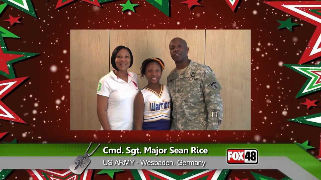 Wntz Tv Military Holiday Greetings 2012 Christmas Version A 2012