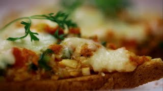 Chilli Cheese Toast Recipe  चल चज़ टसट रसप    Amul Recipes