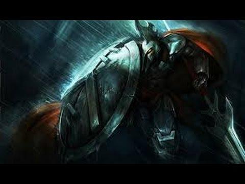 LEAGUE OF LEGENDS gameplay:Full Metal Pantheon jungle