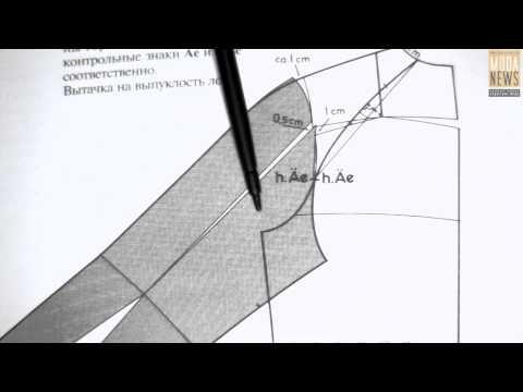 РУКАВ РЕГЛАН - видео - 2017 / Raglan sleeve - Video
