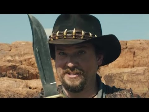 The Truth About Danny McBride's Crocodile Dundee Movie
