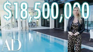 Inside a $18.5M Miami Beach Party House | On The Market