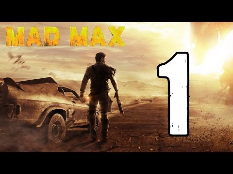 ► Mad Max   #1   Magnum Opus!   CZ Lets Play / Gameplay [1080p] [PC]