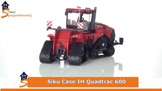 Siku Case IH Quadtrac 600 Art. 3275