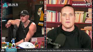 The Pat McAfee Show   Wednesday May 26th, 2021