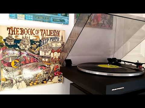 DEEP PURPLE: Listen, Learn, Read On - (Album: The Book of Taliesyn - 1968)
