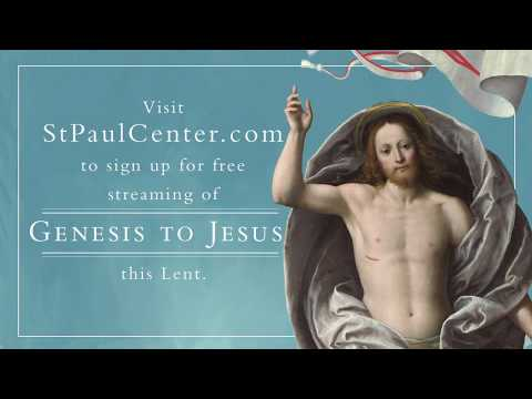 Journey Through Scripture: Genesis to Jesus -- Sign-up Trailer
