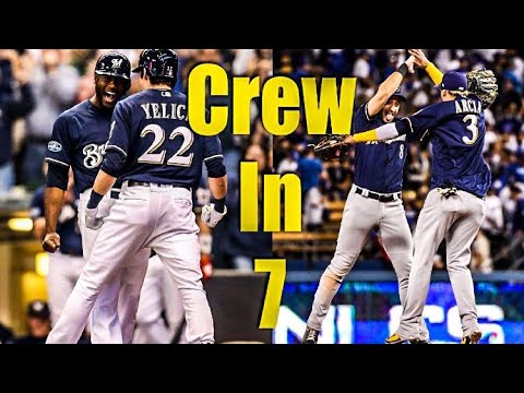 Why the Brewers will Defend MKE and Win in Seven