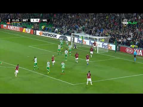 Resumen del partido Real Betis-AC Milan (1-1) Mp3