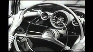 1957 Chevrolet - Safety Built In - Original Promo Film