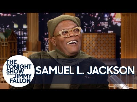 Louie Cruz - WATCH: Samuel L. Jackson Shares His Favorite Samuel L. Jackson Characters