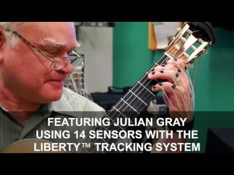 Tracking the Finger Movements of a Guitarist