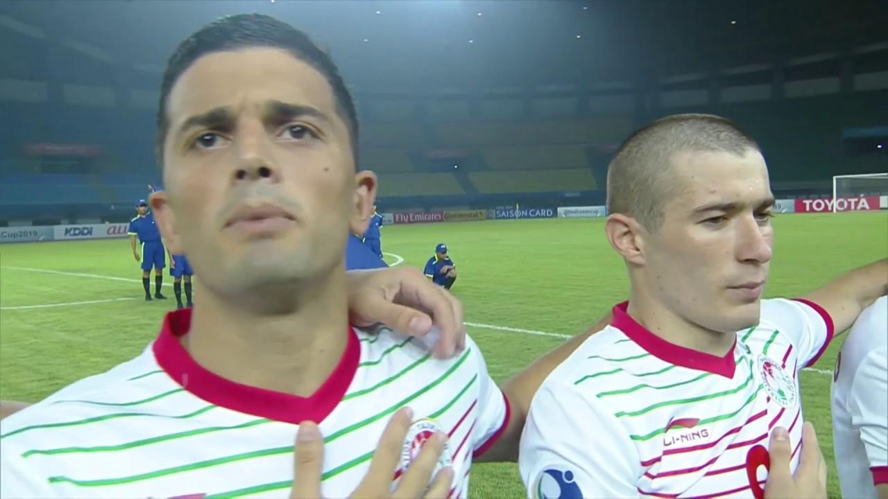 Video: U19 Tajikistan vs U19 Trung Quốc
