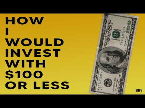 What I Would Invest In With $100 or Less - $GPS Live