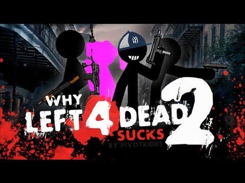 Pivot: Why Left 4 Dead 2 Sucks